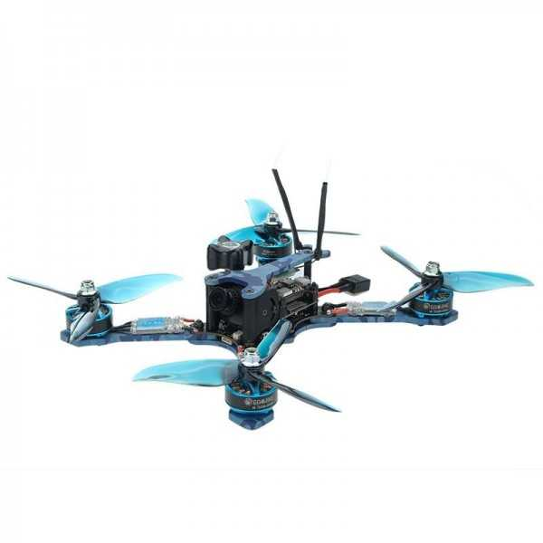 Eachine Wizard TS215 215mm FPV RC Võidusõidu droon BNP