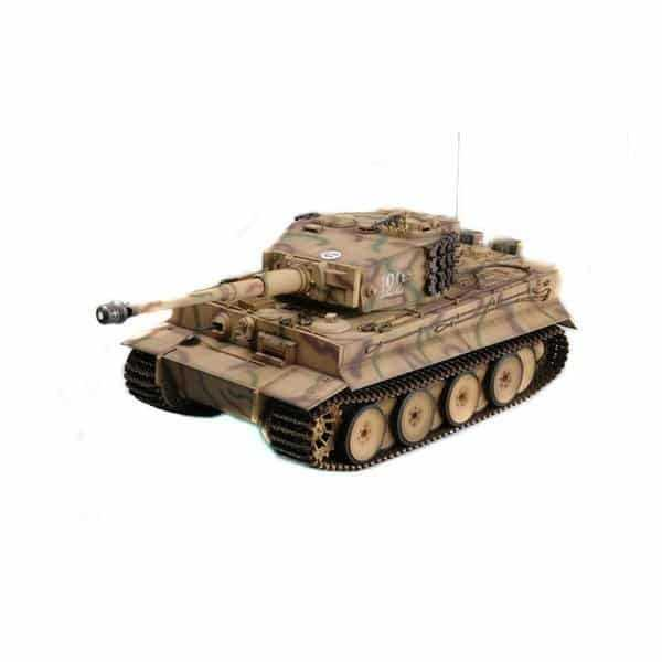 UF: Trumpeter 1:16 German Tiger I 2.4GHz RTR
