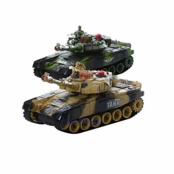 Brother Toys: Komplekt kahest 1:24 T-90 RTR tankid