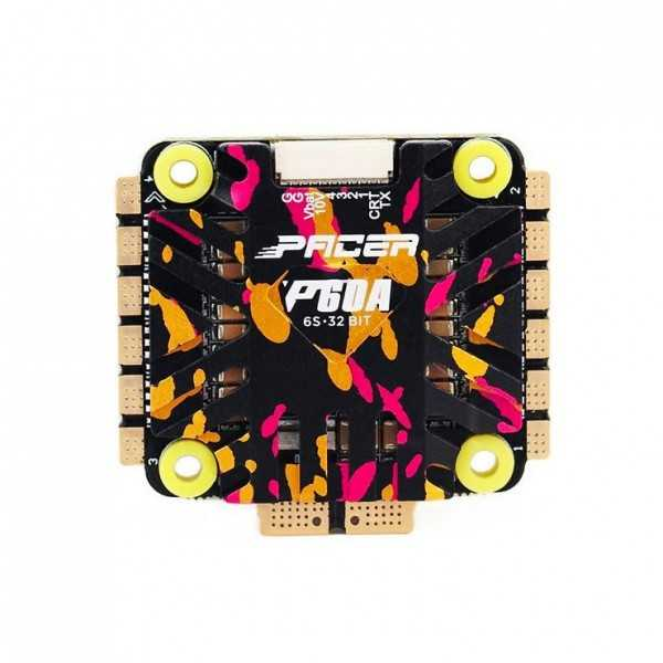 RCPlanet osta T-Motor ESC Pacer 60A 4IN1 3-6S 32bit BLHeli32 FPV poes